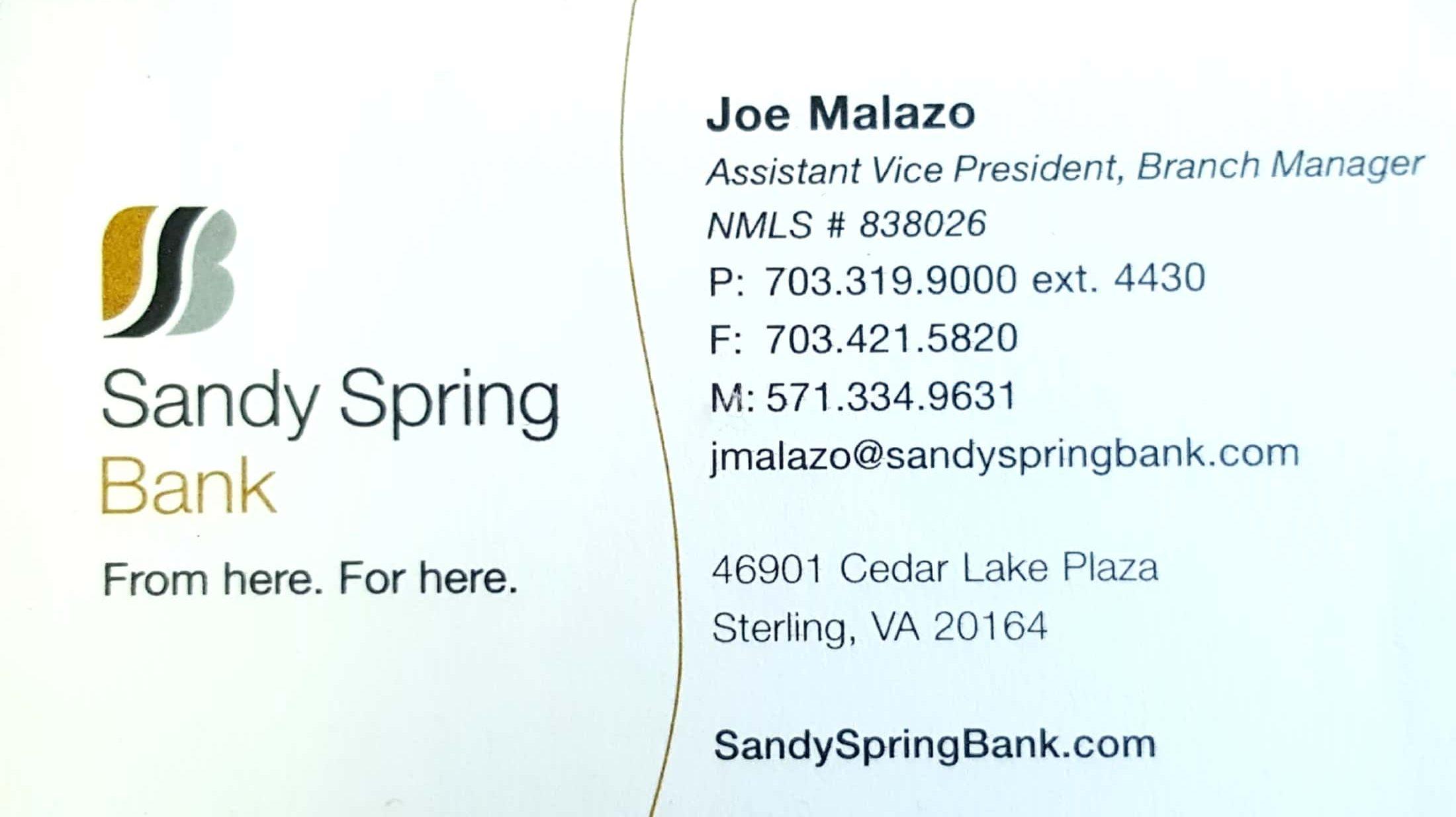 Joe Malazo