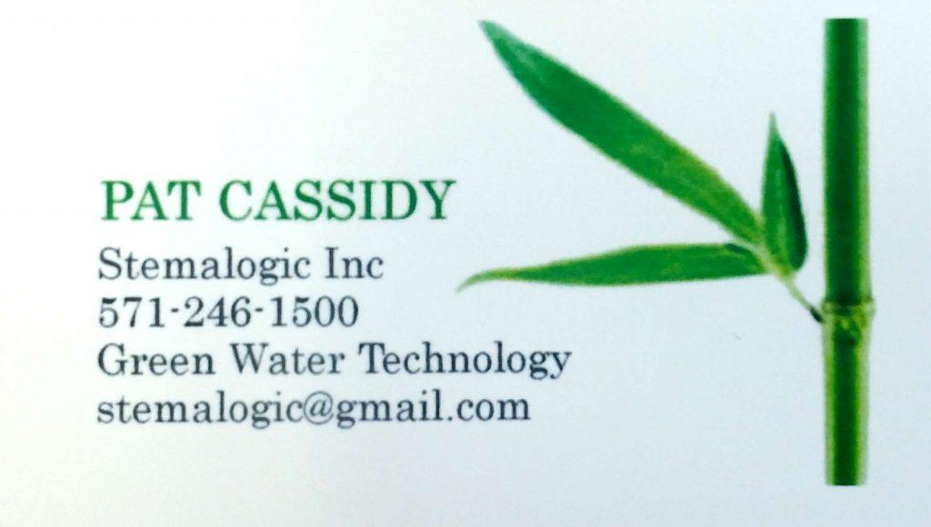 Pat Cassidy