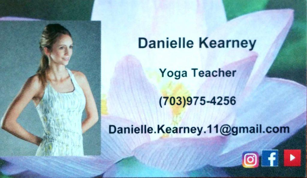 Danielle Kearney