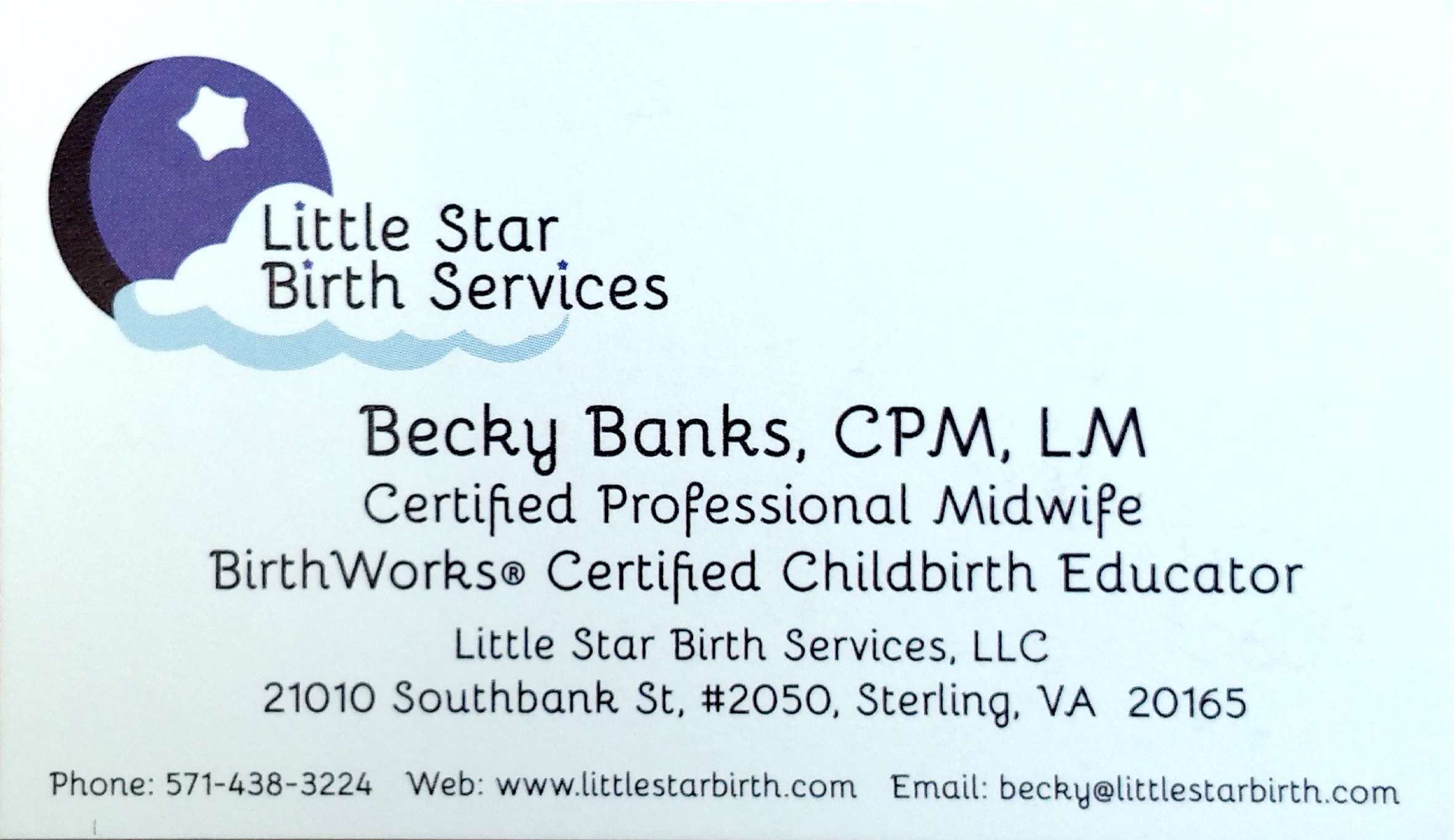 Becky Banks, CPM, LM
