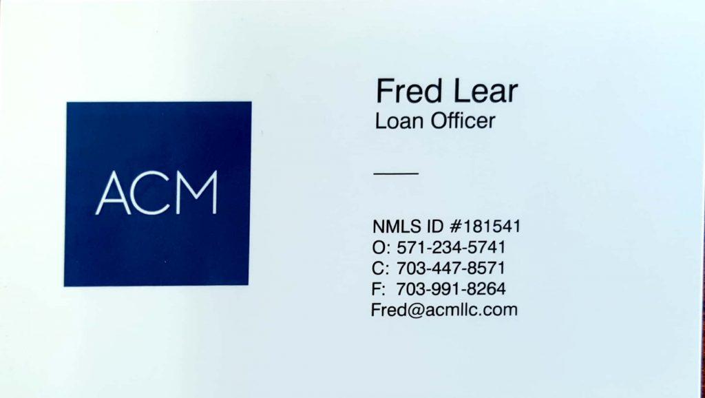 Fred Lear