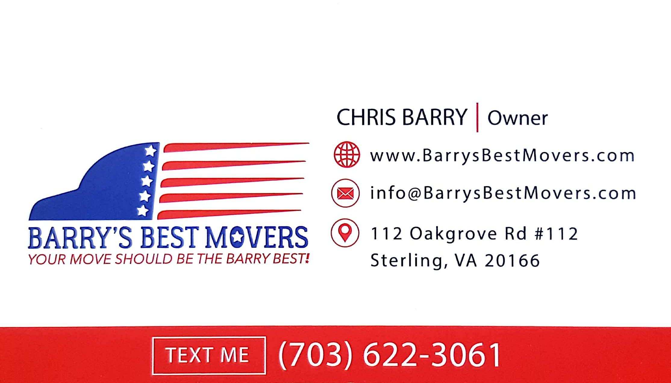 Chris Barry