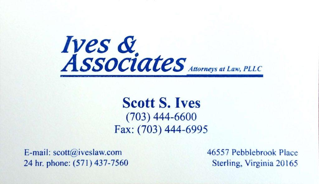 Scott Ives