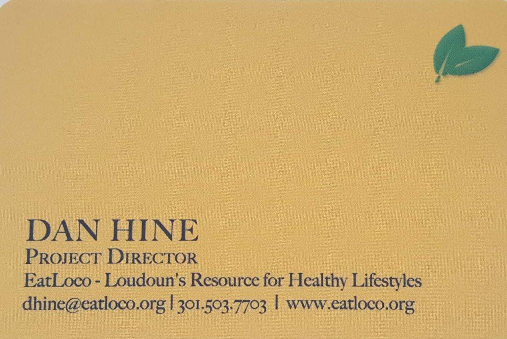 Dan Hine