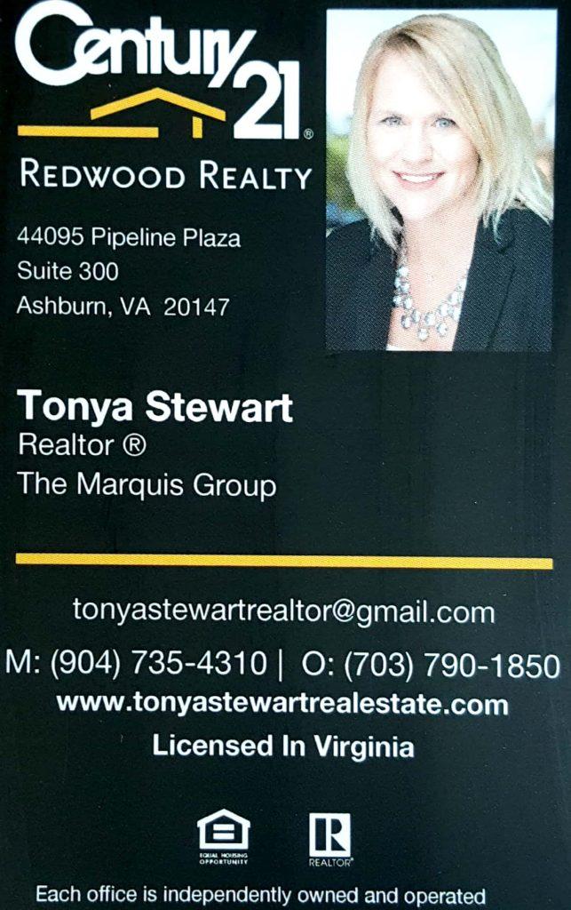 Tonya Steward
