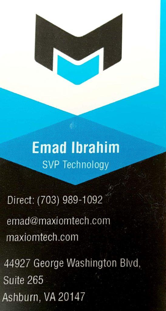 Emad Ibrahim
