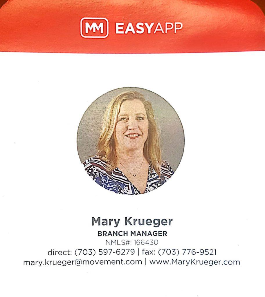 Mary Krueger