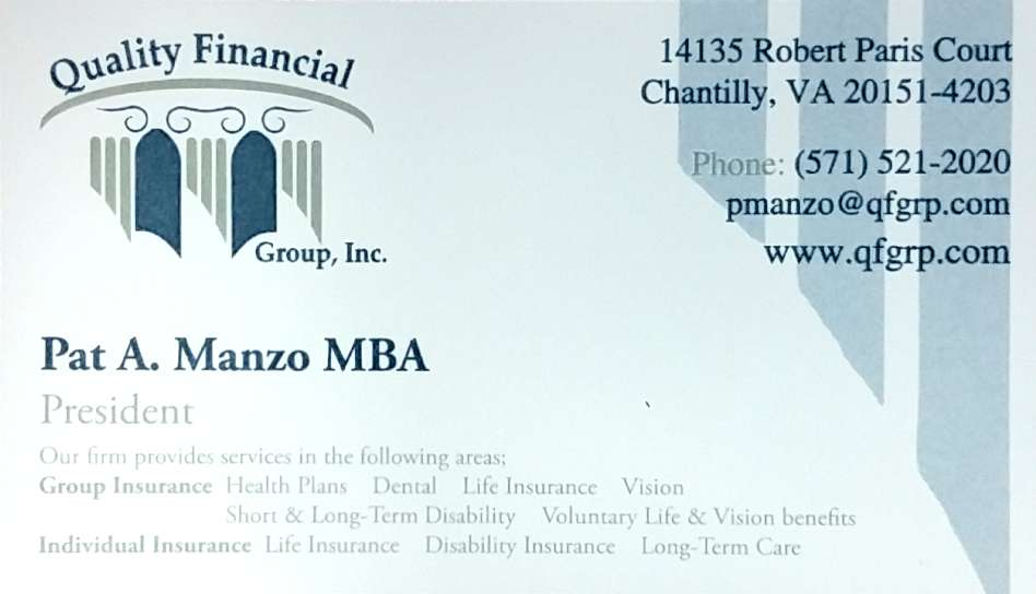 Pat Manzo MBA